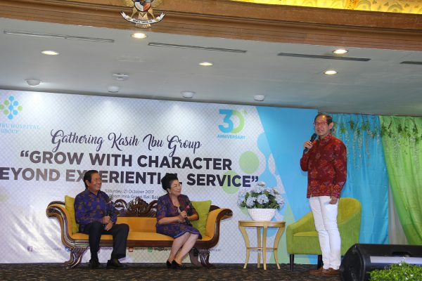 Acara Gathering Kasih Ibu Hospital Group
