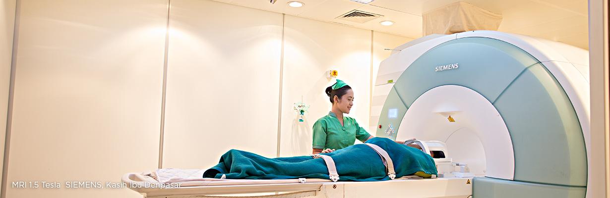 KIH Denpasar Radiologi MRI 0.35T