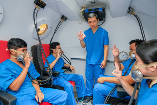 Hyperbaric Therapy and The Benefits
